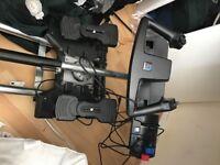 Saitek Pro Flight Yoke, Rudder Pedals & Stand Flight Simulator Controls