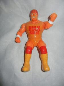 WWF WWE Hulk Hogan Water Pumper 1990