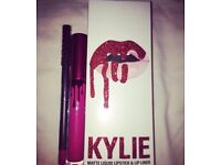 Brand new Limited Edition Kylie Cosmetics Valentines Day Collection Lipkit