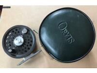 Orvis Battenkill 3/4 Fly Fishing Reel. Made in UK