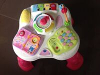 Vetch Baby Activity Table