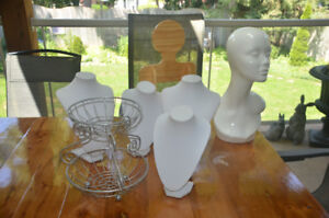 Store Closed - several fixtures for sale