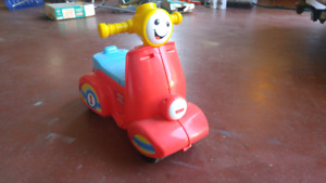 Fisher Price Think and Learn Bike