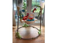 Fisher price jumperoo £40