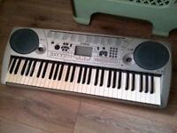 YAMAHA EZ30 electric keyboard