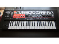 Roland SH-201 vintage analog modelling synthesizer (mint condition)