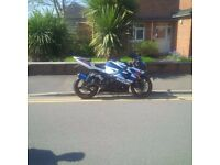 Suzuki GSXR 1000 K3 - 12 months MOT / New fairings