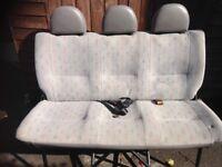 Vw T4 3 Seater Folding Bench Seat