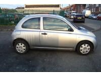 Nissan Micra 1.0 E 3dr,MOTED-HPI CLEAR