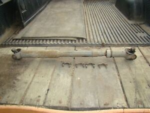 Front Drive Shaft off 98 Chev Half Ton 4x4 short box,