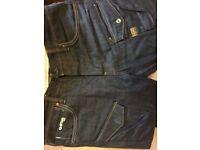 Original G-Star RAW Mens Genuine Jeans BNWT ATTACC 5204 Denim W33 L34 RRP £140