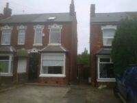 Large 3 Bed. House in Selly Oak for Students