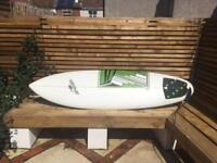 "Spider Bomb 6'10"" Surfboard"