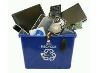 Wanted All Your Old Or broken Small Electricals