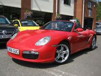 2006 06-Reg Porsche Boxster 2.7,FACE LIFT MODEL,GEN 56,000 MILES,GREAT SPEC!!!!
