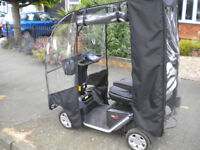 mobility scooter colt executive