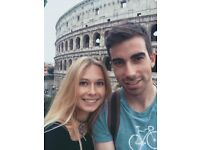 Fun-loving French Au Pair Couple Available from Sept 2017