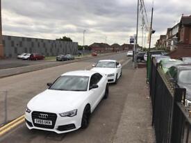 Audi A5 s line Quattro 2.0 petrol automatic