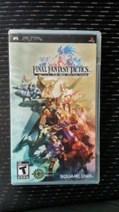 Final Fantasy Tactics: War of the Lions (Like New)