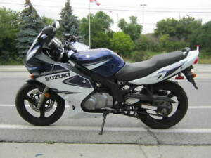 Mint 2006 Suzuki GS500 Low KM's!