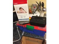 Canon selphy CP900 and postcard kit