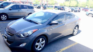 2012 Hyundai Elantra  LOW Mileage