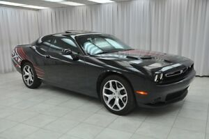 2016 Dodge Challenger SXT 3.6L COUPE w/ HEATED LEATHER & STEERIN