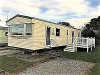 Amazing value at £12,000 (paid over £24,000 9 months ago) STATIC CARAVAN great site on the Lizard