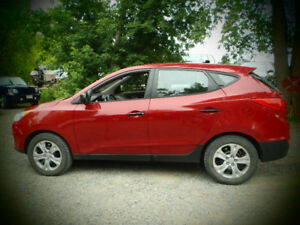 2010 Hyundai Tucson FWD SUV, Crossover/NEW MVI /ONLY$6480