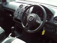 Volkswagen Caddy C20 1.6 Tdi 102Ps Startline Van DIESEL MANUAL WHITE (2013)