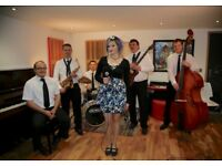 Jazz Band, Quartet, Trio, Duo for Christmas, NYE Party, Birthdays, Weddings