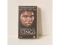 Muhammad Ali WHEN WE WERE KINGS VHS video