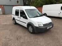 Ford Transit Connect 1.8TDCi ( 90PS ) High Roof Crew Van Euro IV T230 LWB LX