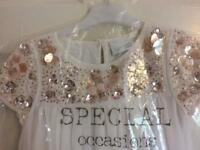 Girls special occasion dress age 8