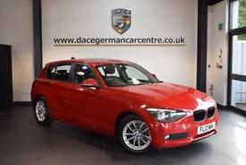 2013 13 BMW 1 SERIES 1.6 116D EFFICIENTDYNAMICS 5DR 114 BHP DIESEL