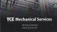 YCE Mech - Plumbing & Heating Contractor