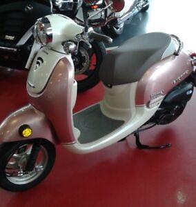 Scooter Giorno de Honda