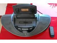 Panasonic 'Cobra' stereo
