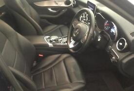 MERCEDES-BENZ C220 C250 D AMG LINE SPORT SE EXECUTIVE AUTO FROM £83 PER WEEK!