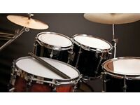 Are you a drummer wanting to join a hard rock band?