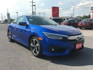 2016 Honda Civic Coupe Touring CVT