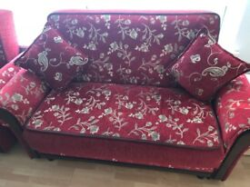 Sofa bed with storage quick sale grab a bargain