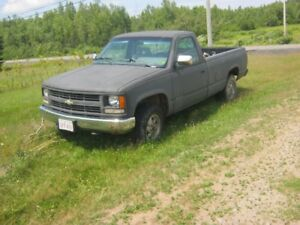WANTED Transmission for a 4X4 94 or 93 Chevrolet 1500