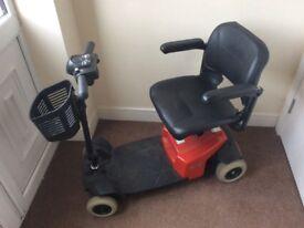 Gogo es mobility scooter