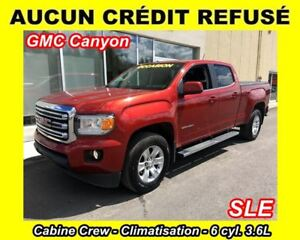 2016 GMC Canyon SLE **WOW**