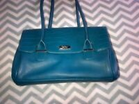 Fiorelli Teal Handbag/Shoulder bag