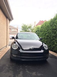 Beetle turbo 2013