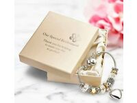 Special Bridesmaid bracelet