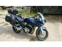 Suzuki Bandit 1200s 2001 Excellent Condition FULLY LOADED