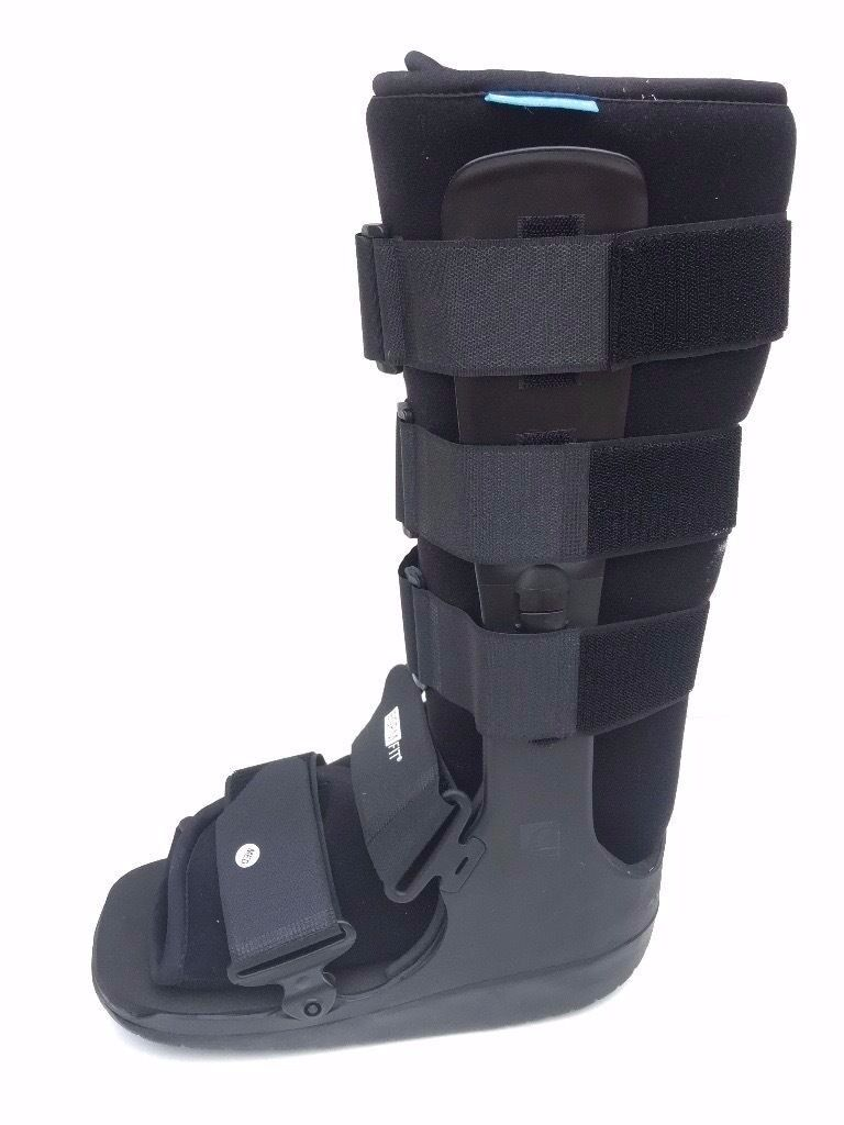 Ossur Form Fit Medical Walker Boot - Air Cast Ankle Leg Support ...